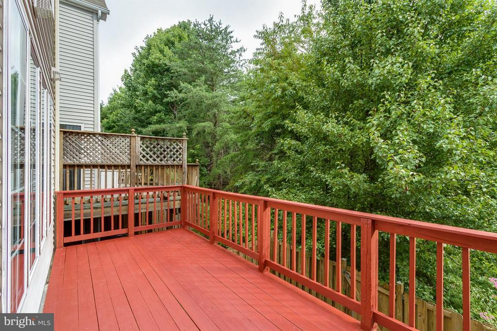 One of the Few Homes Backing to Woods for Privacy - 17299 SLIGO LOOP, DUMFRIES