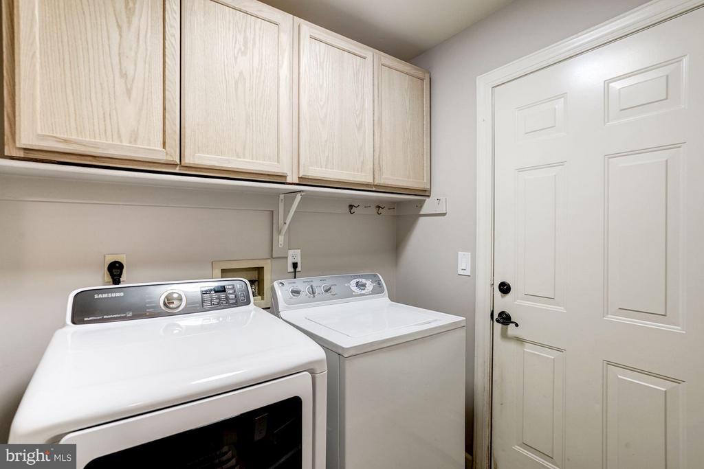 Laundry Room - 20519 PEMBRIDGE CT, STERLING