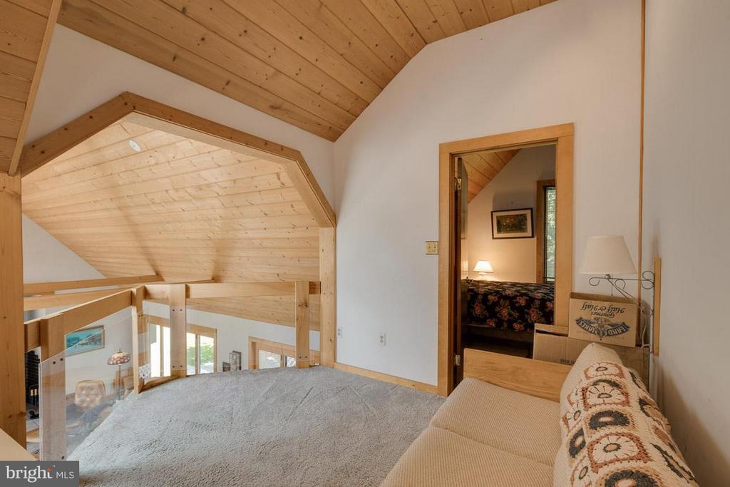 Upper Level Loft Overlooking Great Room - 4398 STEPNEY DR, GAINESVILLE