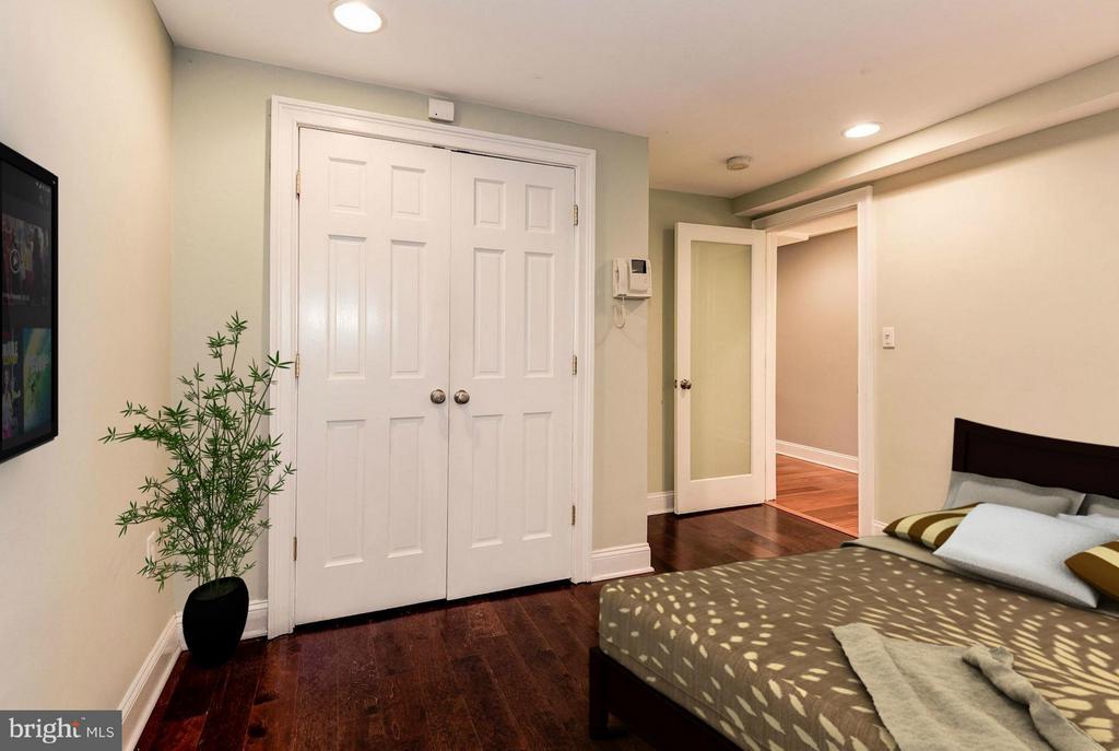 Bedroom (2 of 2) - 1104 EUCLID ST NW #2, WASHINGTON