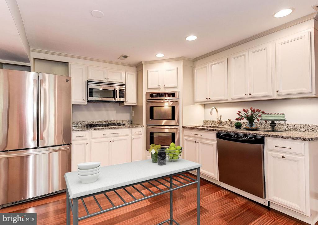 Kitchen - 1104 EUCLID ST NW #2, WASHINGTON