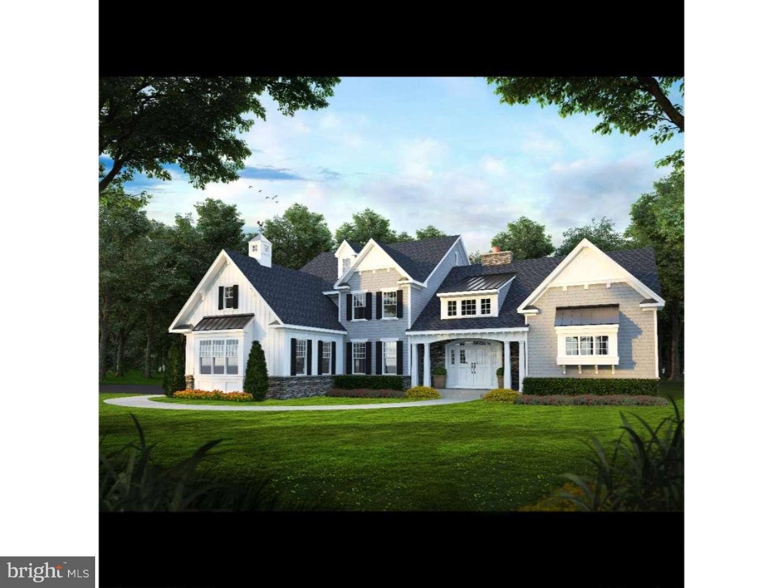 Maison unifamiliale pour l Vente à 87-7 WALTER Road Chalfont, Pennsylvanie 18914 États-Unis
