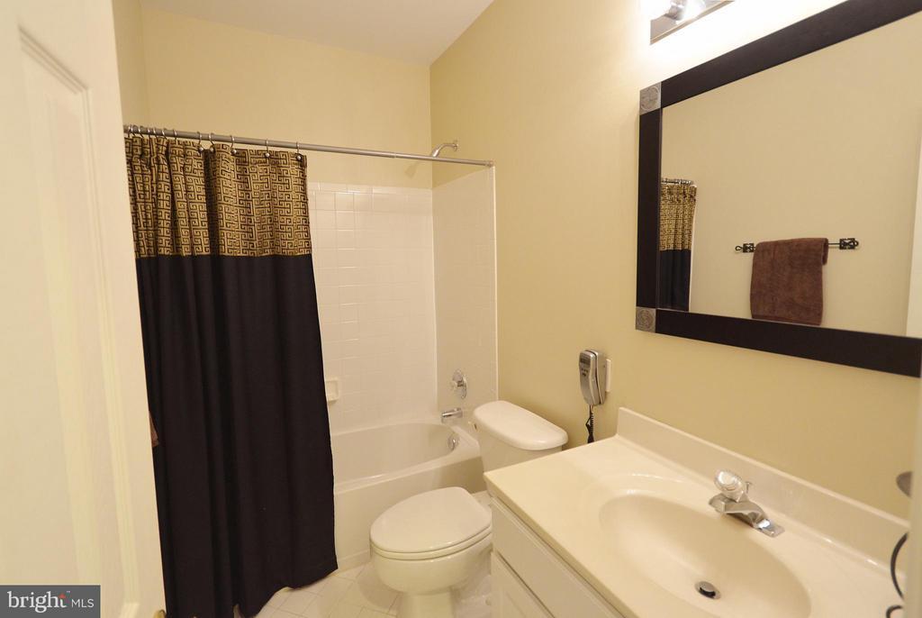 Basement Full Bathroom - 42828 FOREST SPRING DR, LEESBURG