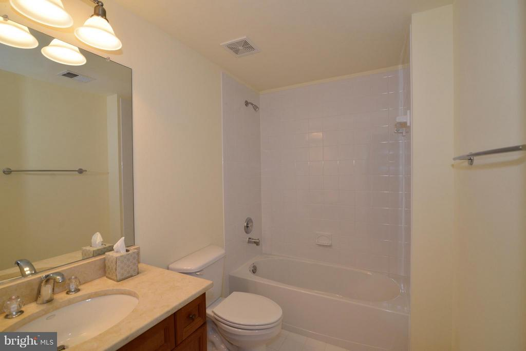 Basement has a completly finished full bath - 39637 GOLDEN SPRINGS CT, HAMILTON
