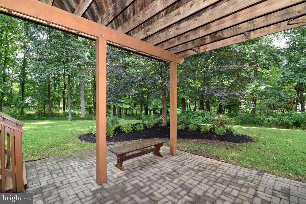 Lower level patio - 39637 GOLDEN SPRINGS CT, HAMILTON