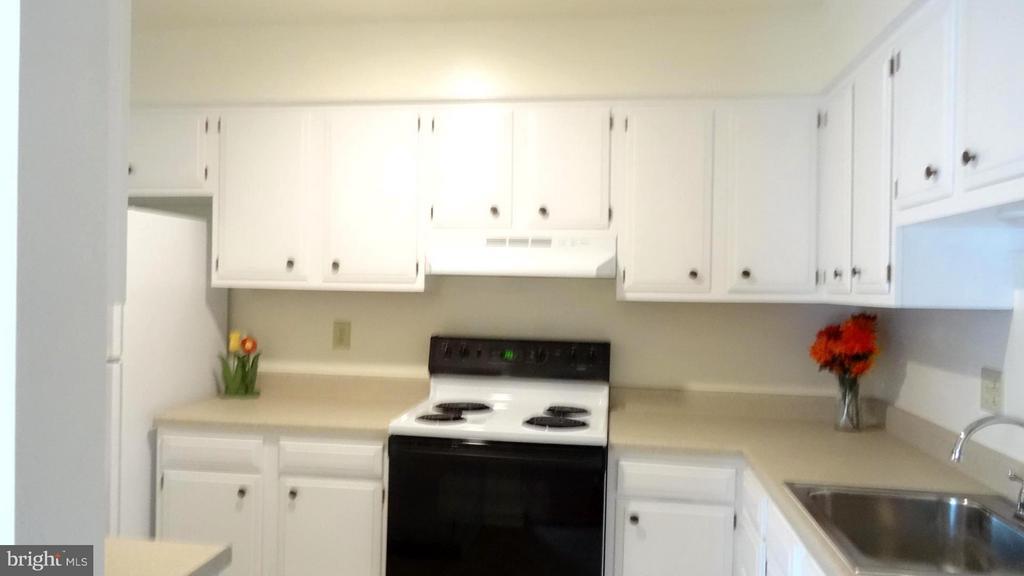 Kitchen - 306 GARFIELD CT, FREDERICKSBURG
