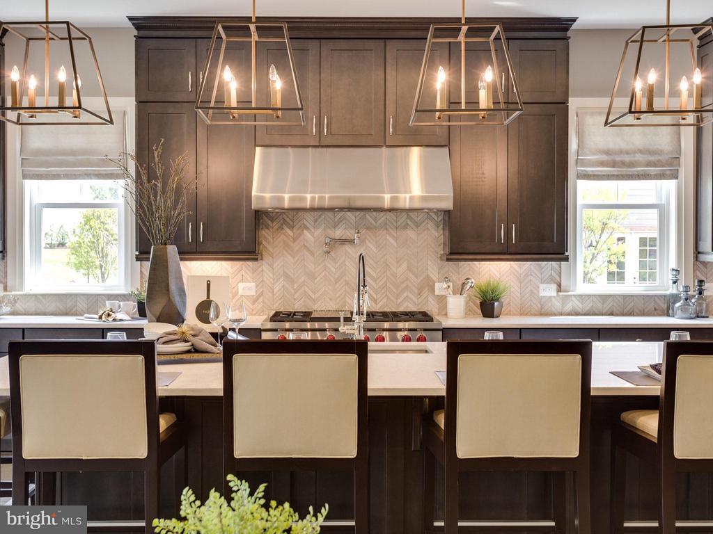 Kitchen - 40966 SWEET THORN LN, ALDIE