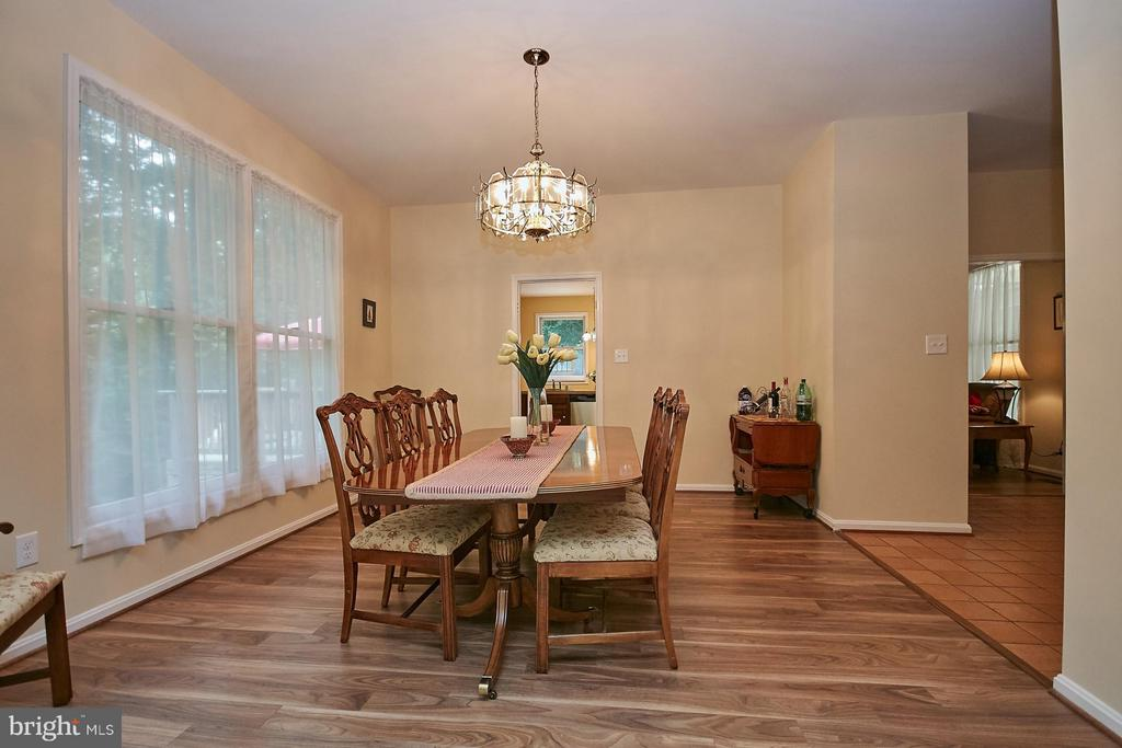 Formal Dining Room - 12213 HENDERSON RD, CLIFTON