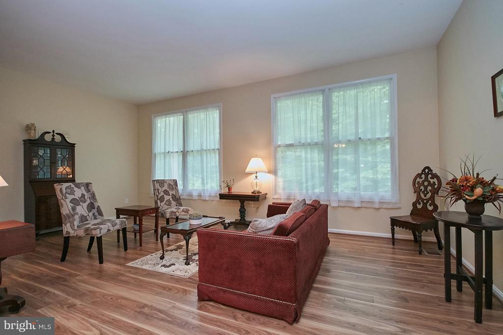Living Room - 12213 HENDERSON RD, CLIFTON
