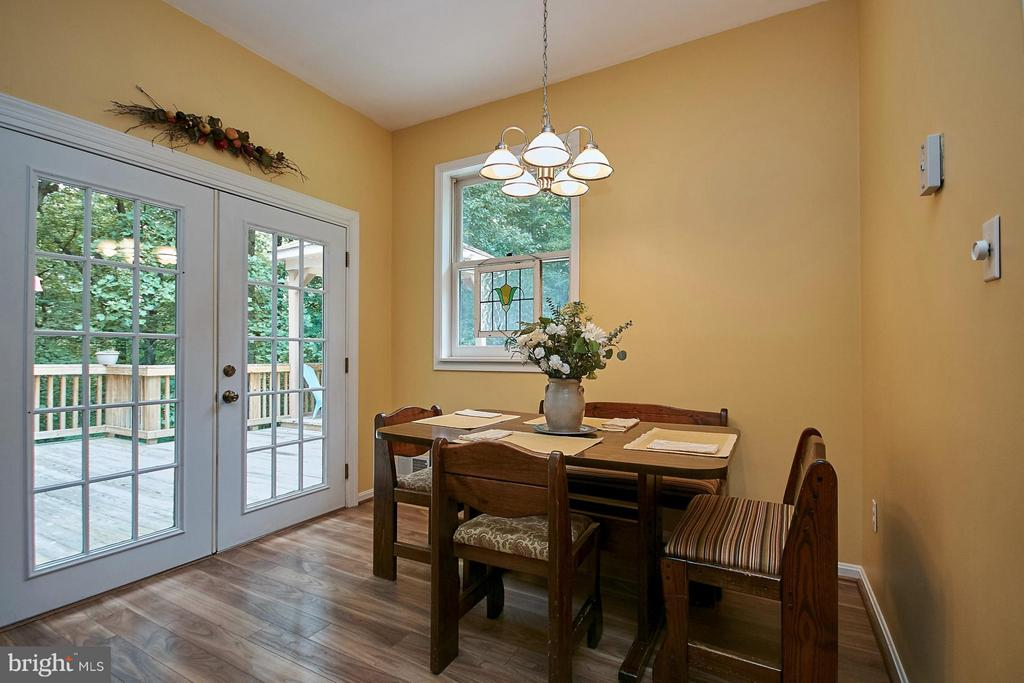 Breakfast Area - 12213 HENDERSON RD, CLIFTON