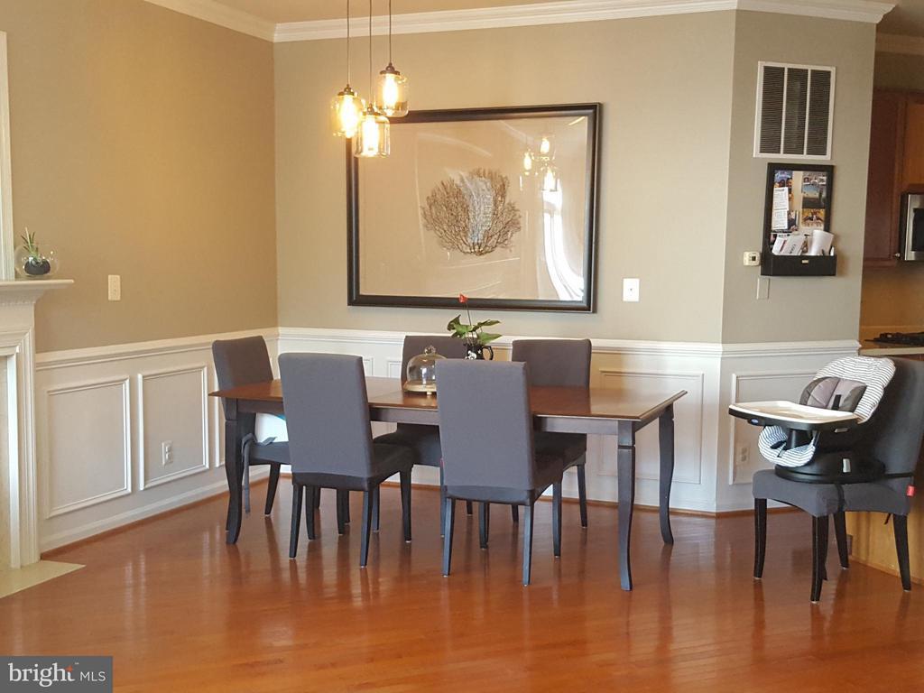 Dining Room - 42508 DESOTO TER, BRAMBLETON