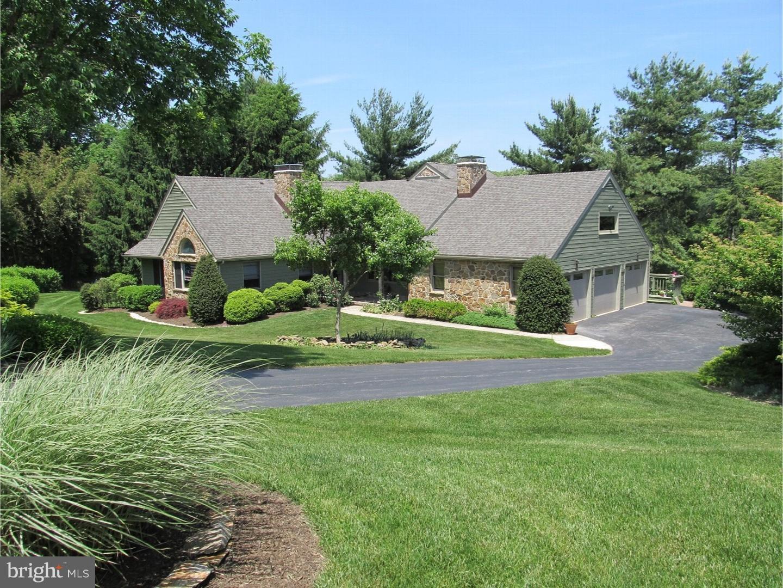 Maison unifamiliale pour l Vente à 107 MOYNAHAN Lane Avondale, Pennsylvanie 19311 États-Unis
