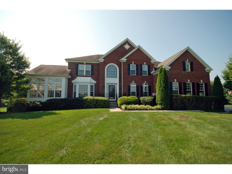 Частный односемейный дом для того Продажа на 7 OLIVIA Road Robbinsville, Нью-Джерси 08520 Соединенные ШтатыВ/Около: Robbinsville Township
