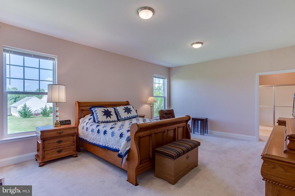 Bedroom (Master) - 7929 DOWD FARM RD, SPOTSYLVANIA