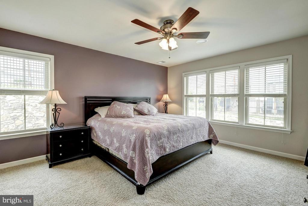 Master Bedroom w/ 3 Closets - 2527 KENMORE CT, ARLINGTON