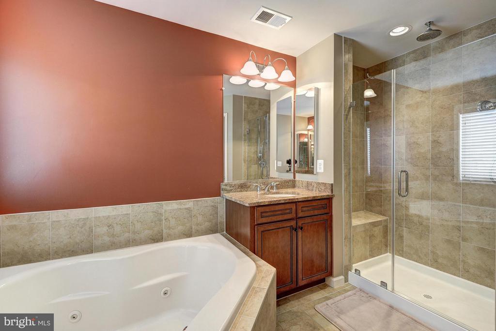 Master Bath - 2527 KENMORE CT, ARLINGTON