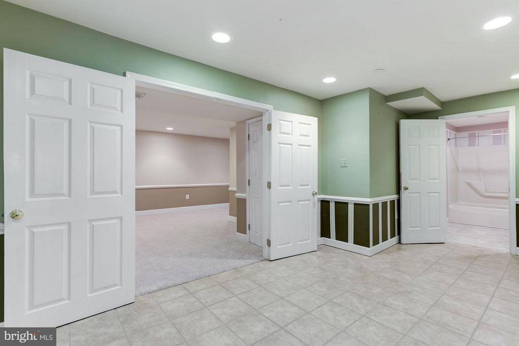 ILower Level Room - 21314 THIMBLEWEED CT, ASHBURN