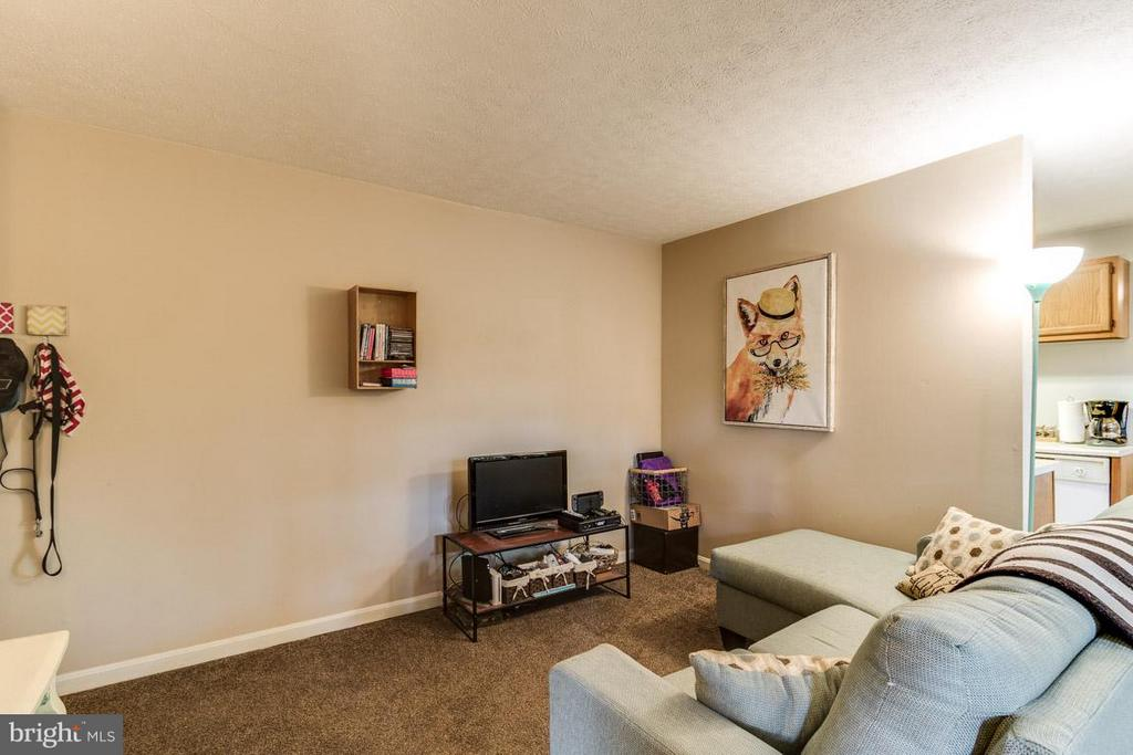 Living Room - 4379 AMERICANA DR #10, ANNANDALE