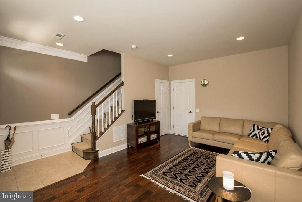 Basement / Rec room - 3072 WATERLOO LN, FAIRFAX