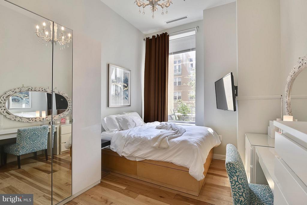 Bedroom - 11990 MARKET ST #101, RESTON