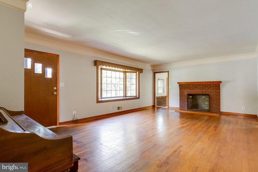 Living Room - 41 BLUE RIDGE ST, WARRENTON