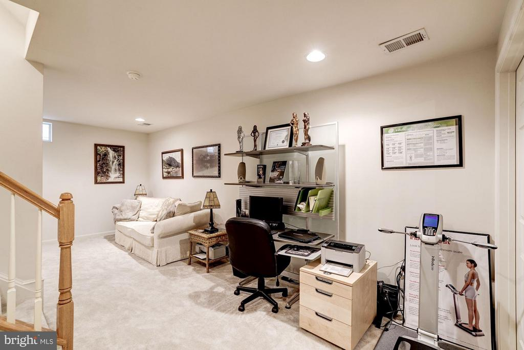 Plentiful Den/Rec room space - 8251 LAUREL HEIGHTS LOOP, LORTON
