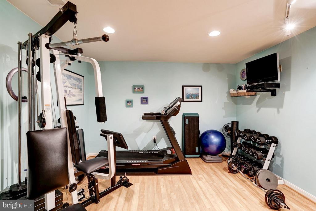 Work out room (or other) - 8251 LAUREL HEIGHTS LOOP, LORTON