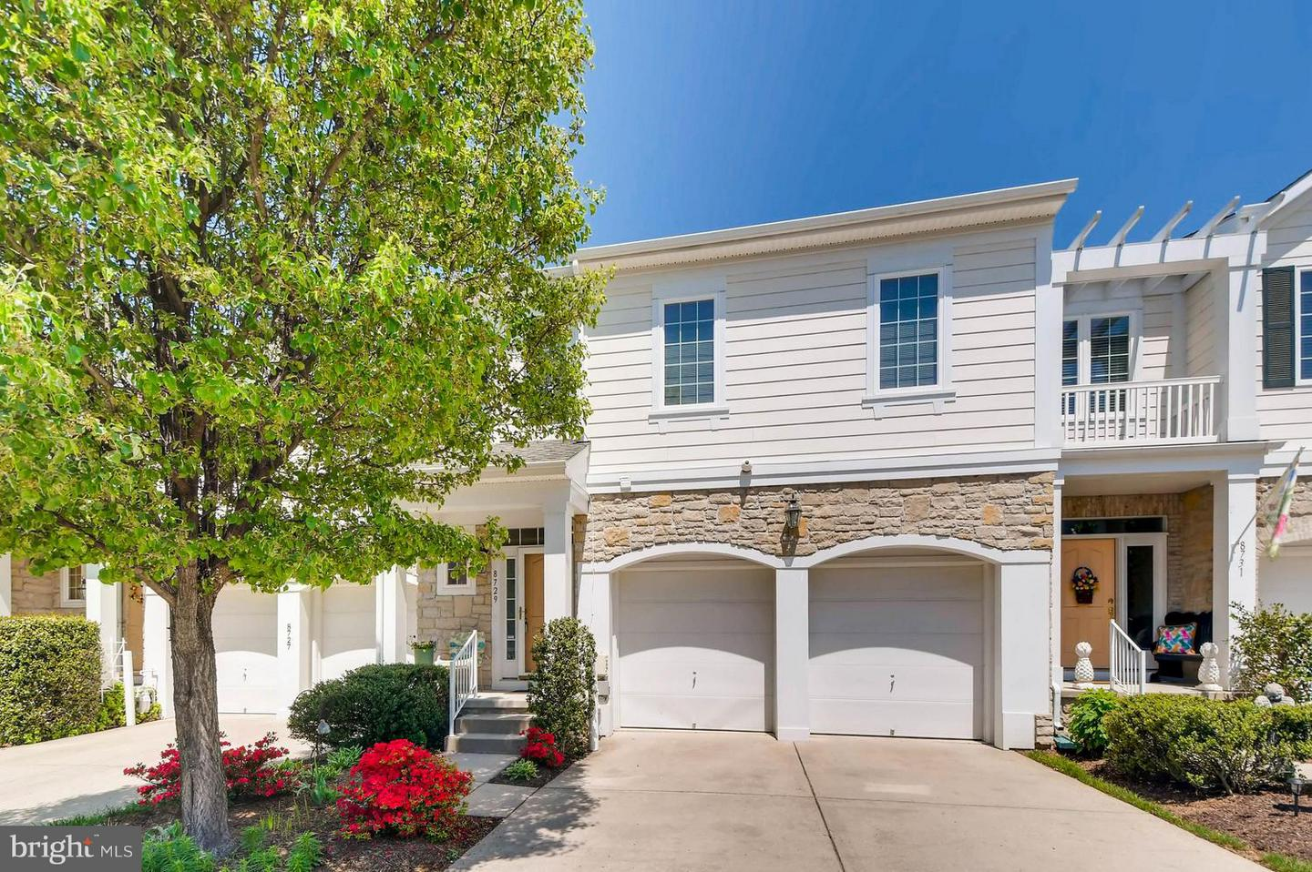 Single Family for Sale at 8729 Endless Ocean Way #30 Columbia, Maryland 21045 United States