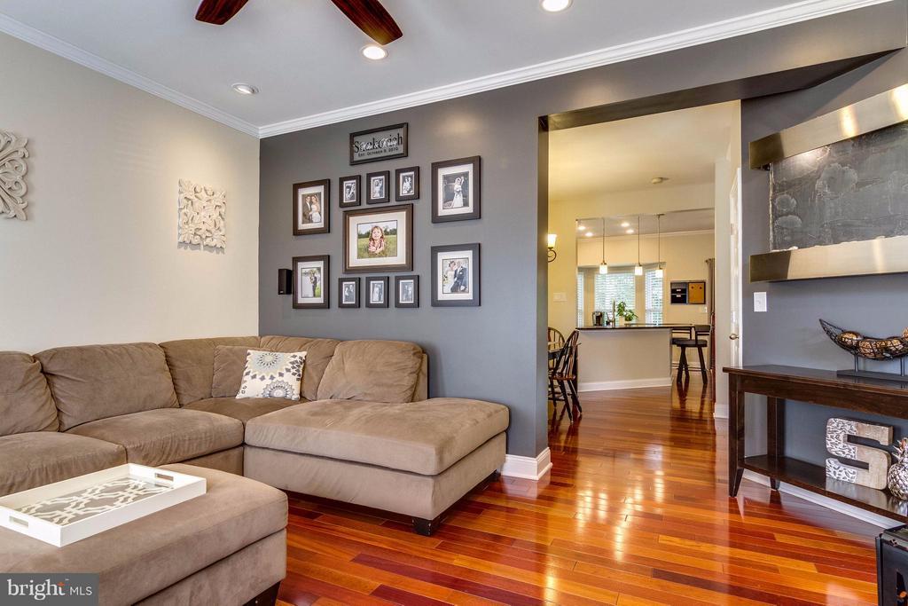 Living Room - 4896 EBB TIDE CT, DUMFRIES