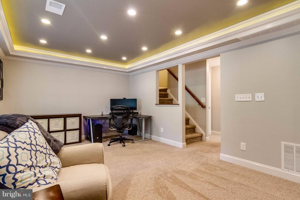 Family Room - 4896 EBB TIDE CT, DUMFRIES