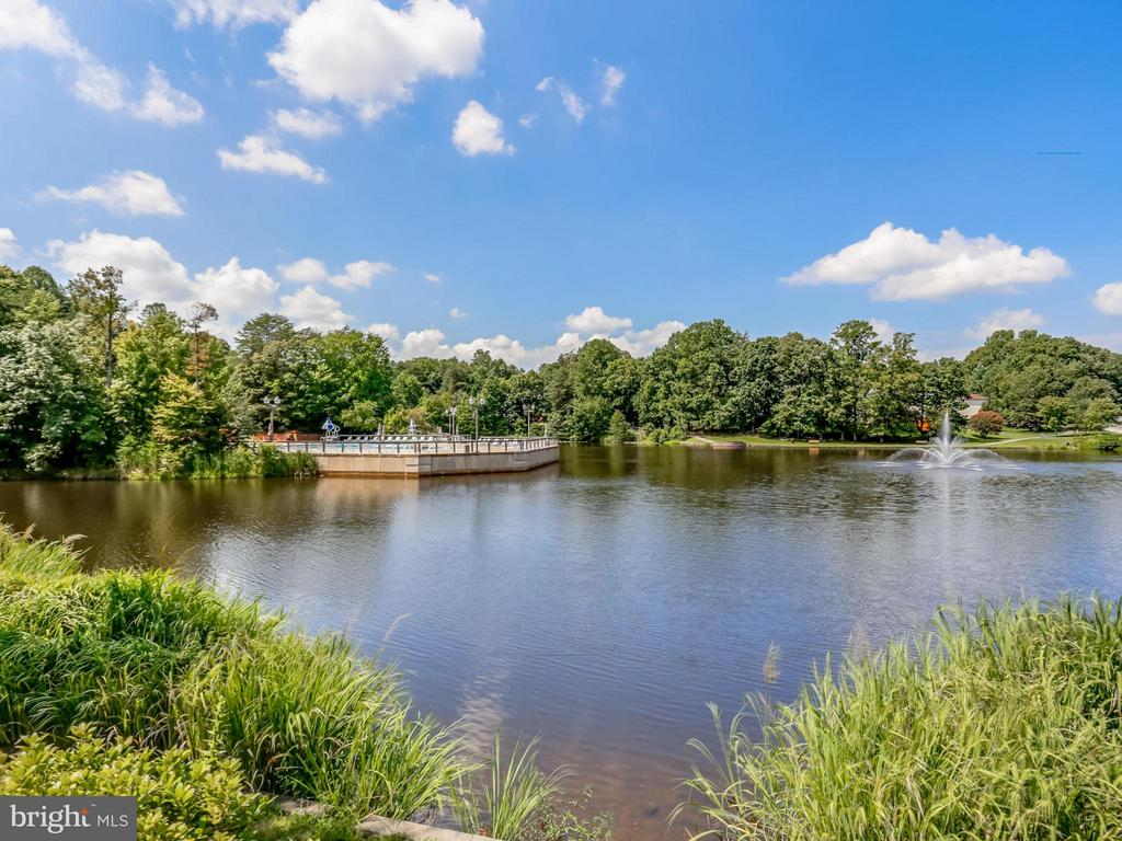 Westridge has tons of amenities, pond, swimming - 12336 MANCHESTER WAY, WOODBRIDGE