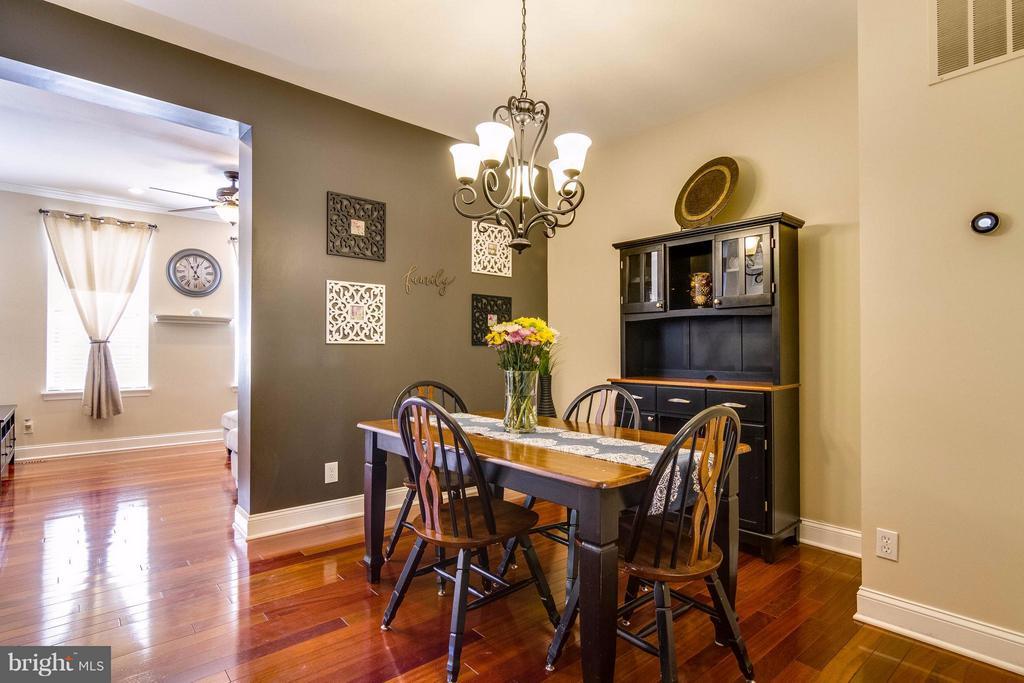 Dining Room - 4896 EBB TIDE CT, DUMFRIES