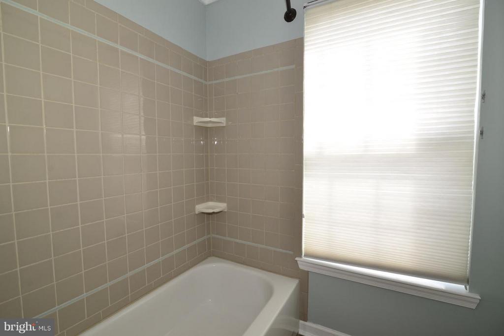 Upper level bath - 17233 MAGIC MOUNTAIN DR, ROUND HILL