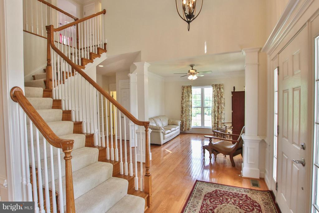 Exquisite detailing throughout! - 9406 OLD SETTLE CT, MANASSAS