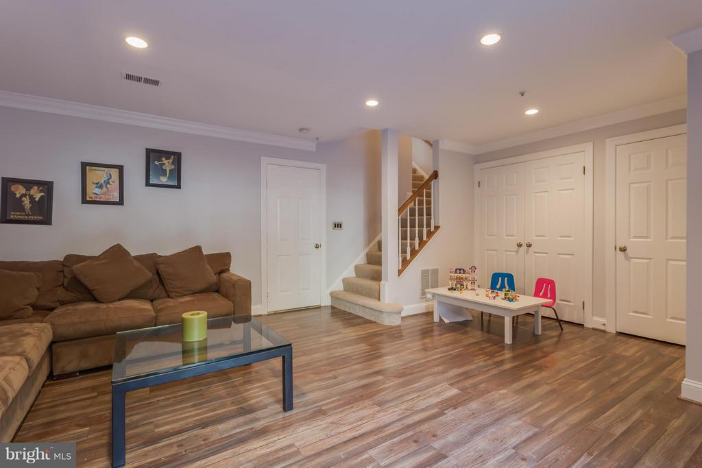 Family Room - 1512 COLONIAL TER N, ARLINGTON