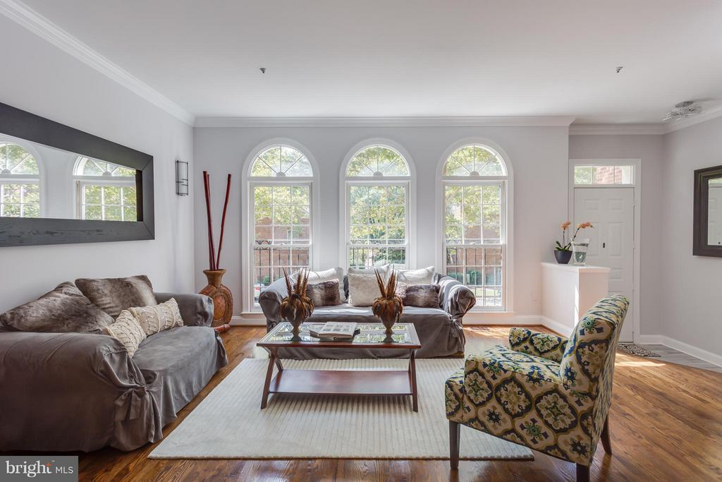 Living Room - 1512 COLONIAL TER N, ARLINGTON