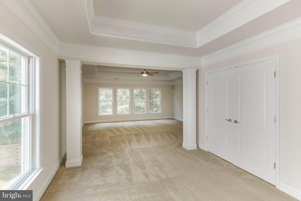 Bedroom (Master) - 5658 TOWER HILL CIR, ALEXANDRIA