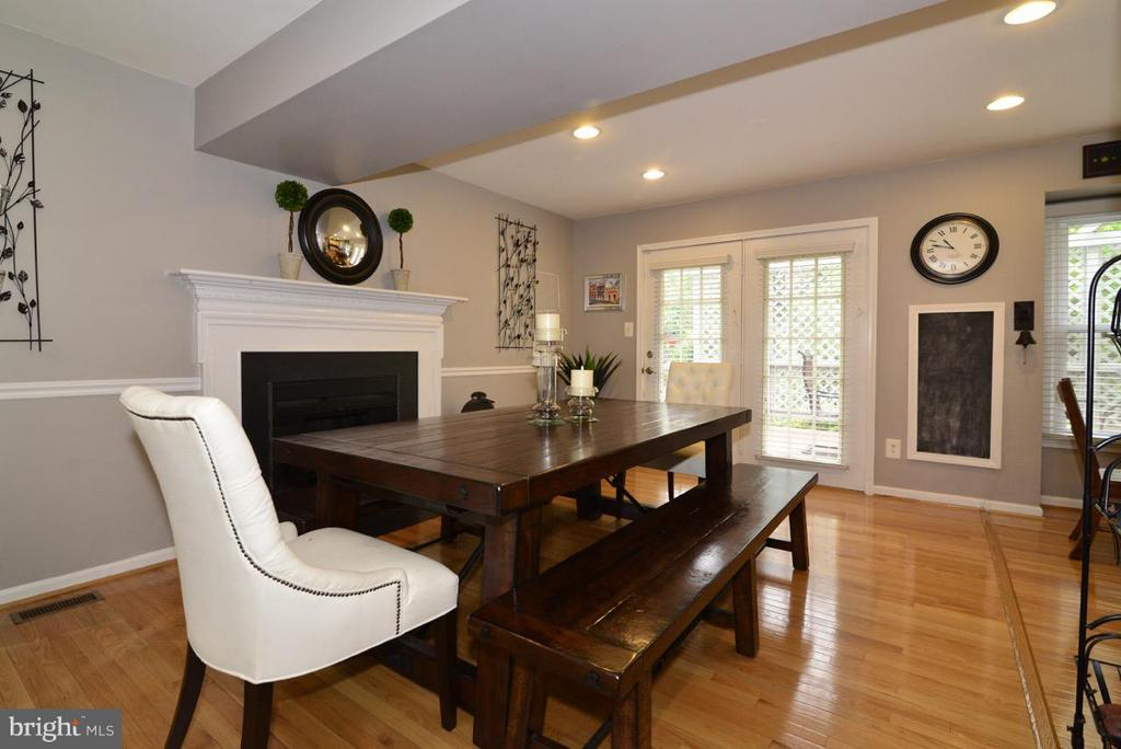 dining room - 13412 POCONO CT, HERNDON