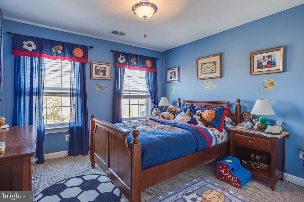 Bedroom 2 - 8199 MCCAULEY WAY, LORTON