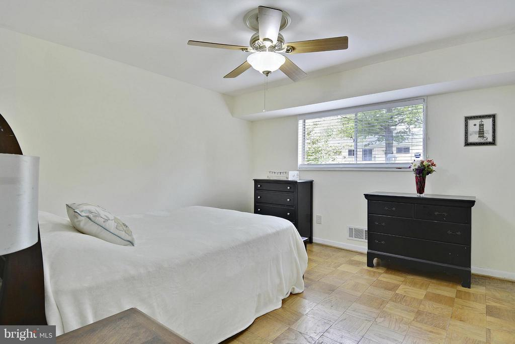 Bedroom 1 - 10661 MONTROSE AVE #M-101, BETHESDA