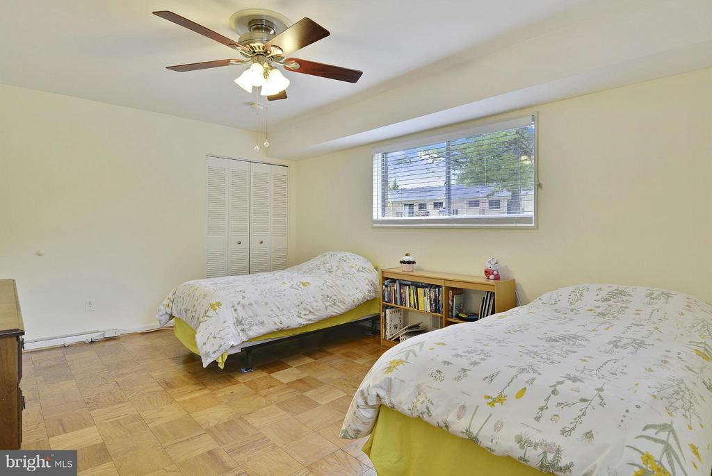 Bedroom 2 - 10661 MONTROSE AVE #M-101, BETHESDA