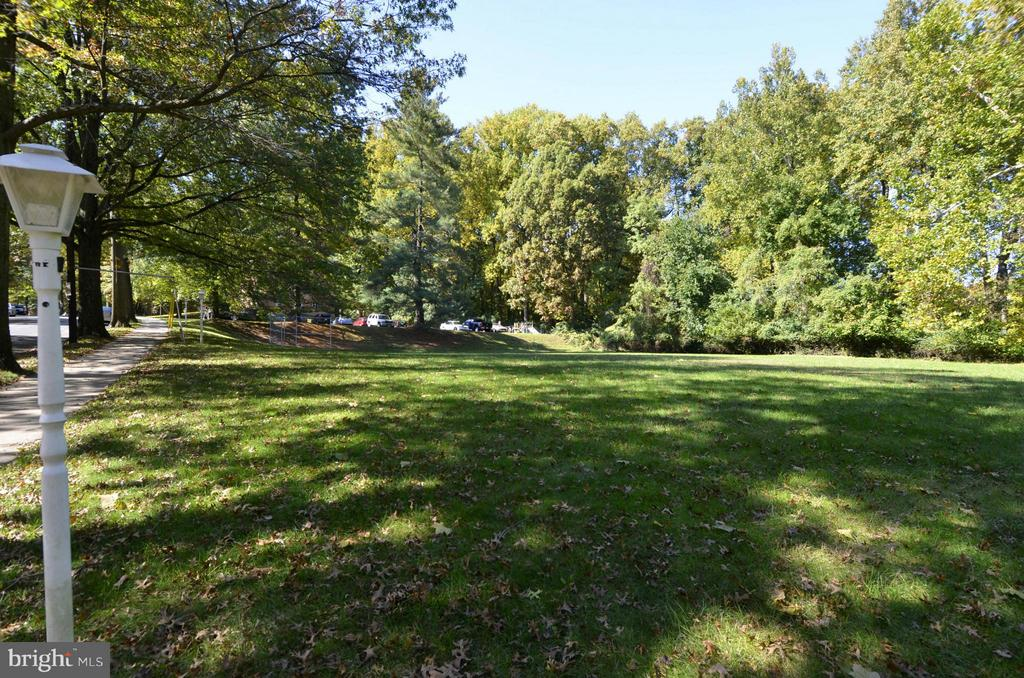 Community ball field - 10661 MONTROSE AVE #M-101, BETHESDA