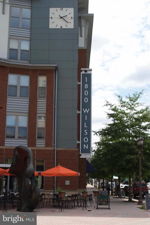 Exterior (General) - 1800 WILSON BLVD #323, ARLINGTON