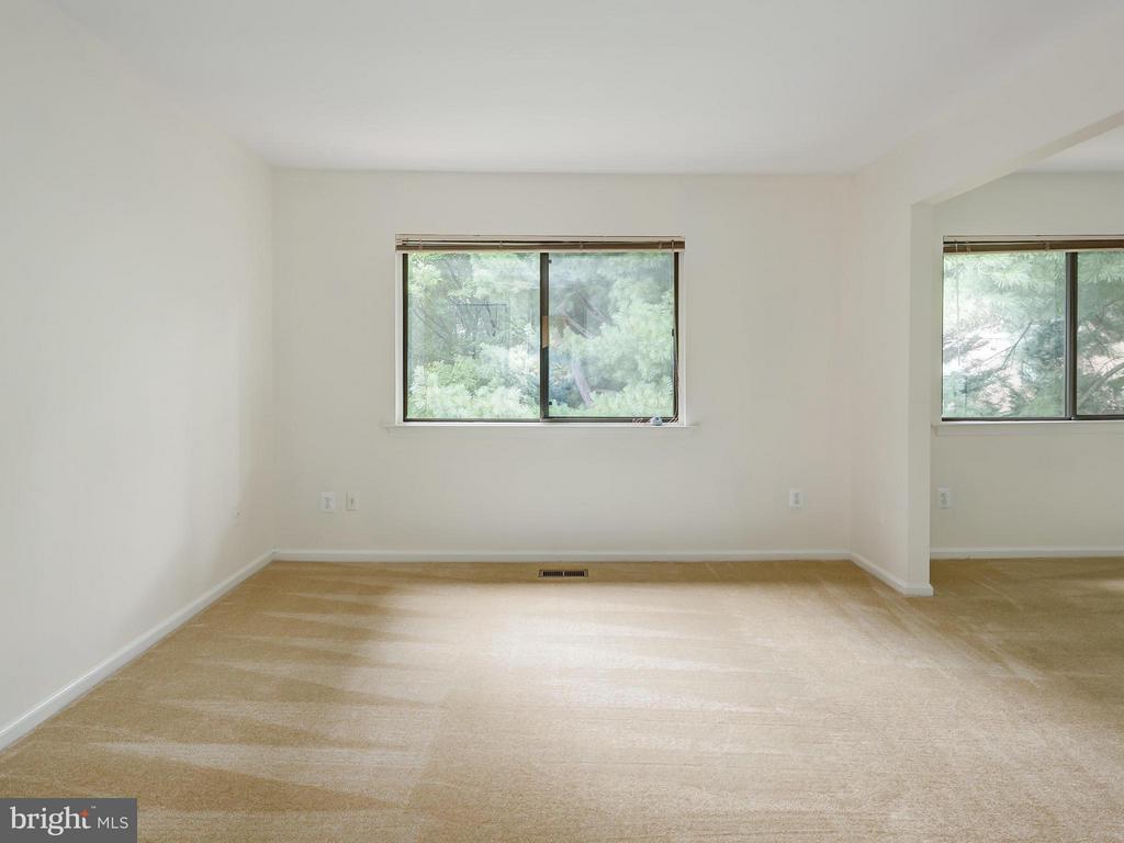 Spacious Master Bedroom - 5929 WATERS EDGE LANDING LN, BURKE
