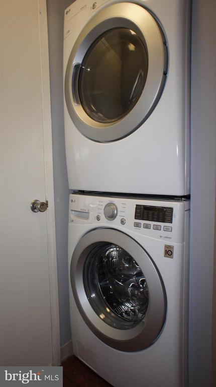 Washer & Dryer - 1405 NORTHGATE SQ #32B, RESTON