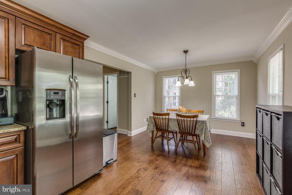 Kitchen - 11841 DUNLOP CT, RESTON