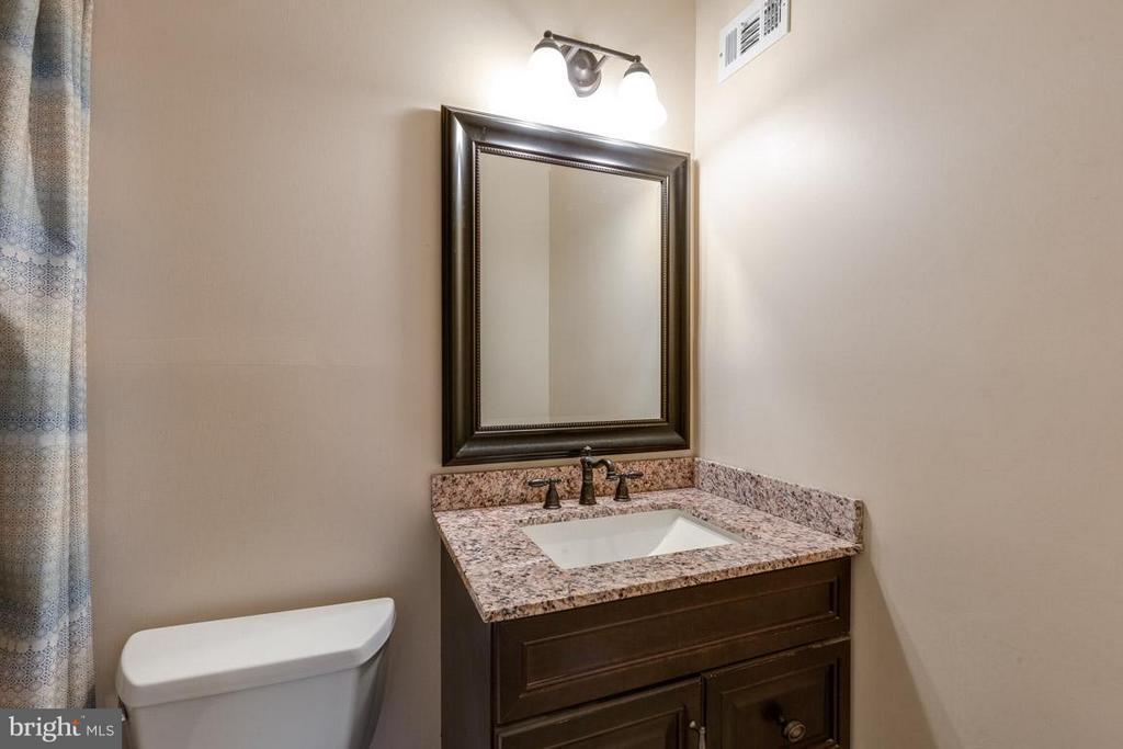Renovated master bath - 11841 DUNLOP CT, RESTON