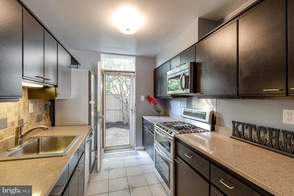 Kitchen - 292 M ST SW #292, WASHINGTON