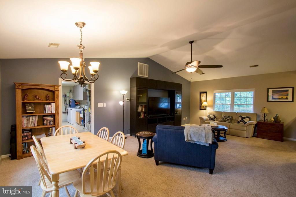 Dining Room - 7423 SHAMROCK CT, WARRENTON