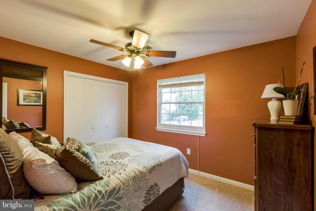 Bedroom - 7423 SHAMROCK CT, WARRENTON